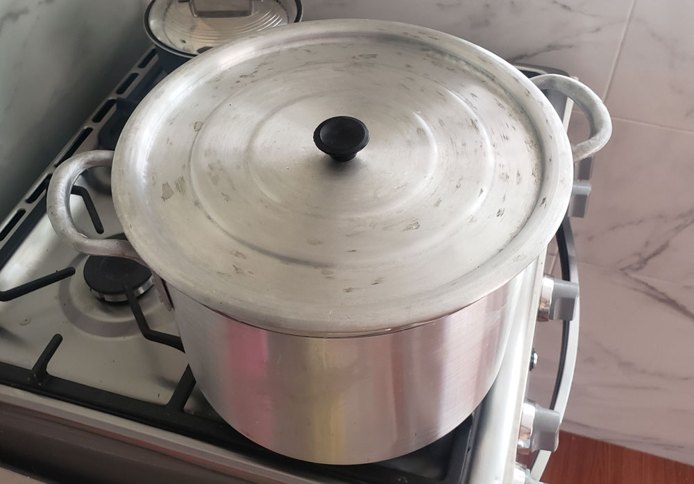 Como hacer trucha ahumada