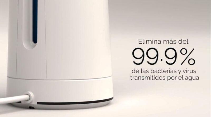 El filtro de agua Rena Ware y su novedosa tecnología