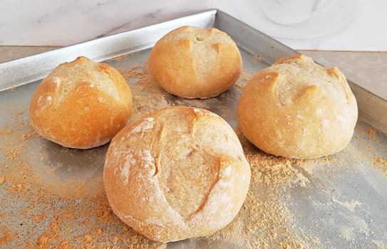 Como hacer pan fácil y bueno