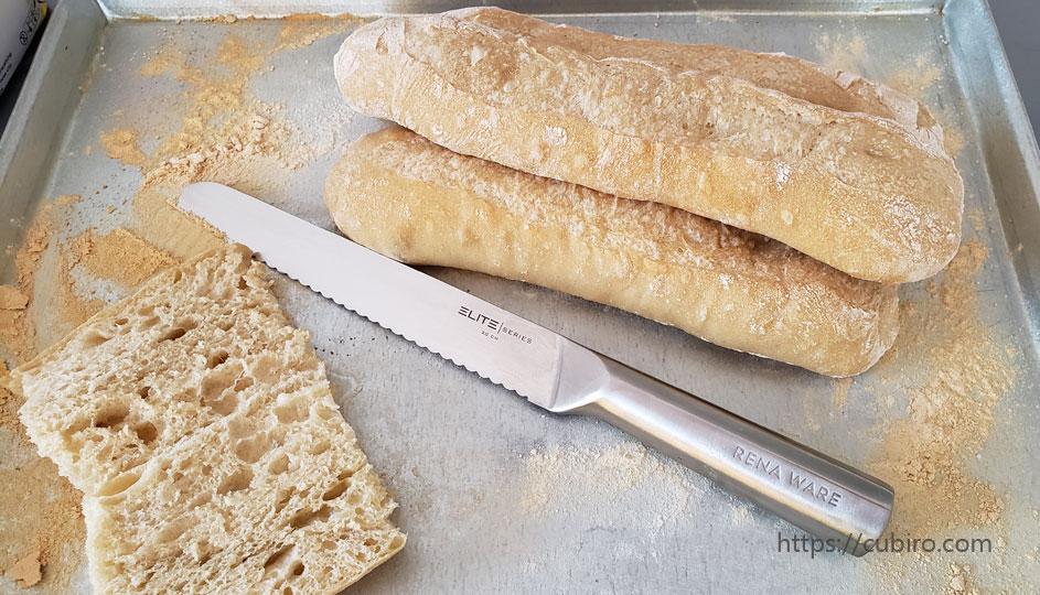 Cuchillo Para Pan Rena Ware