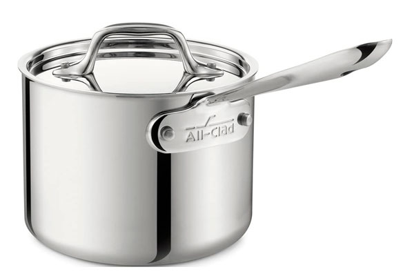 saucepan All-Clad