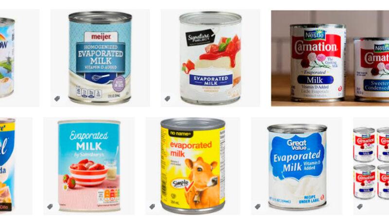¿Qué es la leche evaporada, cómo se usa y cuál es la mejor?