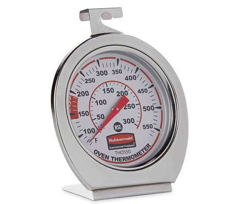 Los mejores termómetros para horno