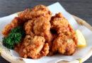 Cómo hacer Karaage, pollo frito japonés