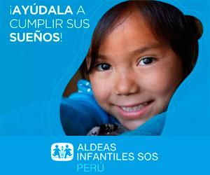Ayudar a niños Aldeas infantiles Peru