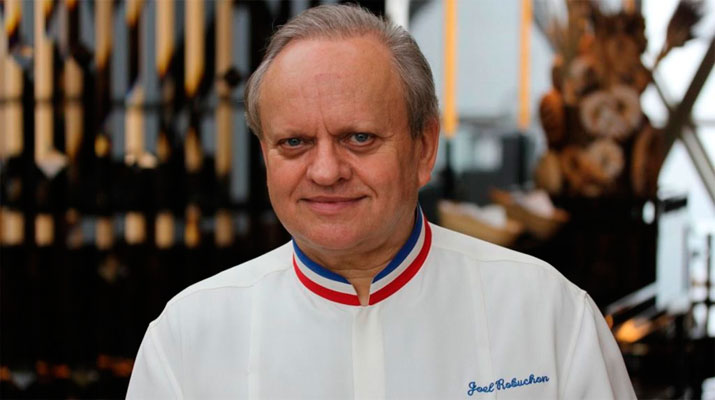 Los Chefs con más estrellas Michelin