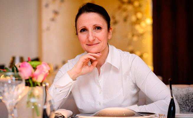 Los mejores Chefs del Mundo Anne-Sophie Pic