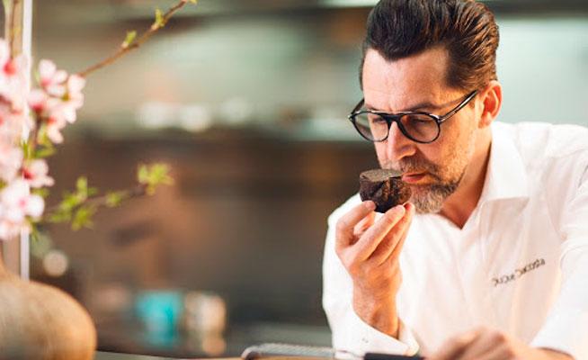 Quique Dacosta Los mejores Chefs del Mundo