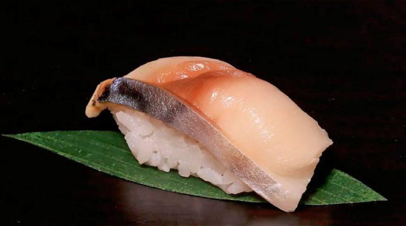 Shime saba como preparar caballa para Sushi