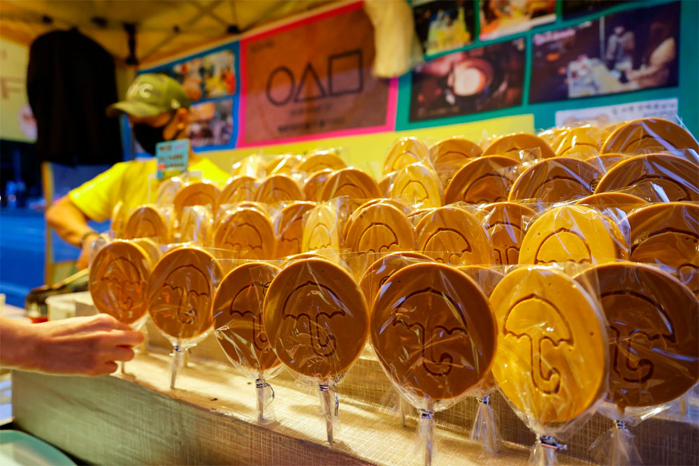 El dulce surcoreano dalgona se ha hecho famoso gracias a Squid Game