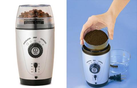 como graduar el molinillo de cafe