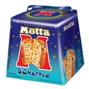 Indudablemente elo panettone Motta de Donofrio es el mejor